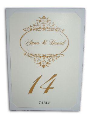 Table Card 113