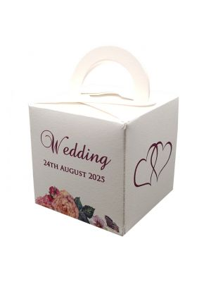 CHC 201 Personalised Favour Box