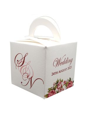 CHC 232 Personalised Favour Box