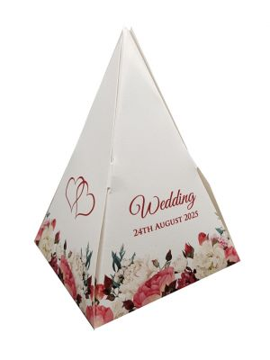 CNC 877 Personalised Favour Box