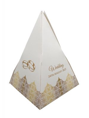 CNC 895 Personalised Favour Box
