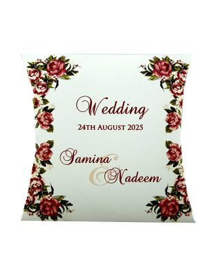 EVC 232 PERSONALISED FAVOUR BOX