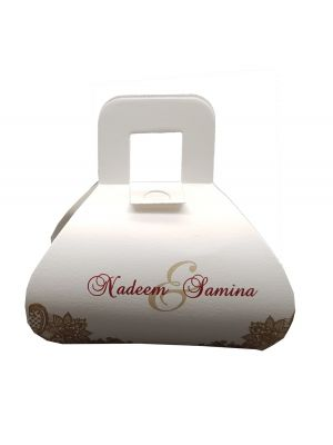 HBC 6017 Personalised Favour Box