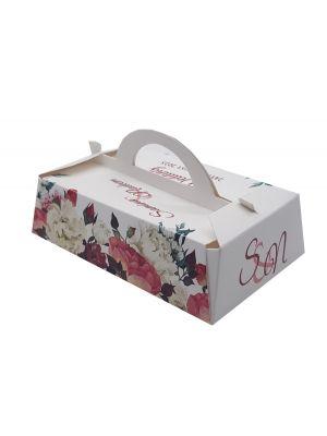 RHC 877 Personalised Favour Box