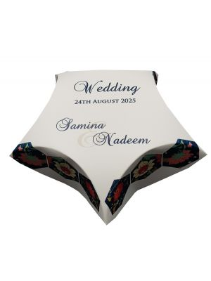 STR 894 Personalised Favour Box