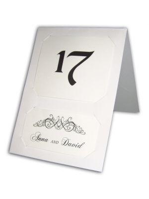 Table Card 104