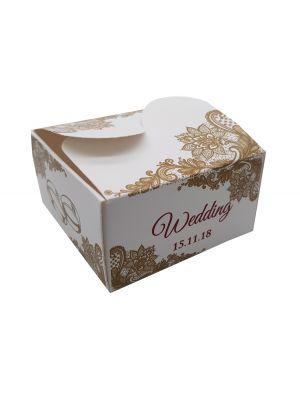 BTC 6017 Personalised Favour Box