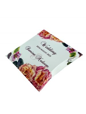 EVC 201 PERSONALISED FAVOUR BOX