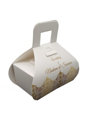 HBC 895 Personalised Favour Box