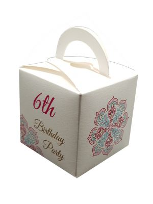 CHC Birthday 201 Personalised Favour Box