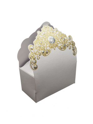 LC 020 White Favour Box